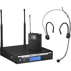Electro-Voice R300 Headworn Wireless System in case (USED004000 F01U168768)