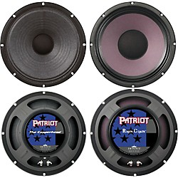 "Eminence Barking Blues 10"" Speaker Tone Kit (KIT878138)"