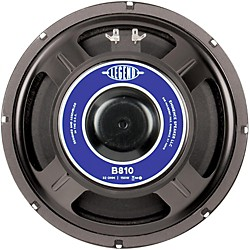 "Eminence Legend B810 10"" Bass Speaker (Legend B810)"