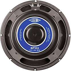 Eminence Legend BP102 10 Inch 200W Bass Speaker (LEGEND BP102)