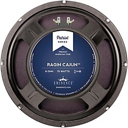 "Eminence Patriot Ragin' Cajun 10"" 75W Guitar Speaker (RAGIN CAJUN)"