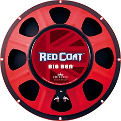 "Eminence Red Coat 15"" Big Ben 225W Guitar Speaker (BIG BEN)"