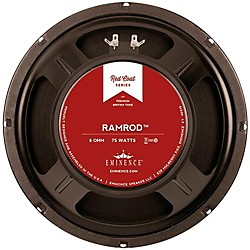 "Eminence Red Coat Ramrod 10"" 75W Guitar Speaker (RAMROD)"