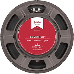 "Eminence Red Coat The Governor 12"" 75W Guitar Speaker (THE GOVERNOR-8)"