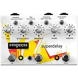 Empress Effects Superdelay Guitar Effects Pedal (SD)