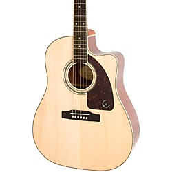 Epiphone AJ-220SCE Acoustic-Electric Guitar (EE2SNANH1)