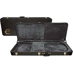 Epiphone Double Neck Hardshell Case for G-1275 Custom Electric Guitars (940-EDOBL)