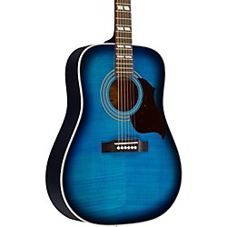 Epiphone Hummingbird Artist Acoustic Guitar (USED004000 EAHRBBNH3)