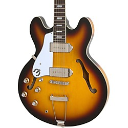 Epiphone Limited Edition Casino Left Handed Hollowbody Electric Guitar (USED004000 ETA4LVSNH3)