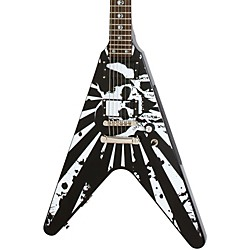 Epiphone Robb Flynn Baritone Flying V Electric Guitar (EGRFEBNH1)