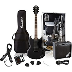 Epiphone SG Electric Guitar Performance Pack (PPEG-EGSGPBBH1)