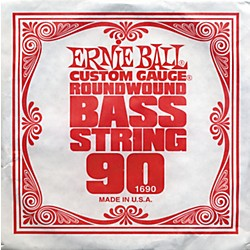 Ernie Ball 1690 Single Bass Guitar String (1690)