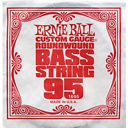 Ernie Ball 1695 Single Bass Guitar String (1695)