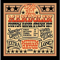 Ernie Ball 2320 Medium Mandolin Strings (P02320)
