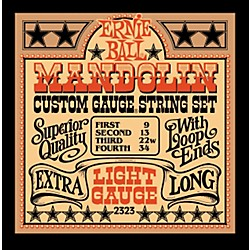 Ernie Ball 2323 Light Mandolin Strings (P02323)