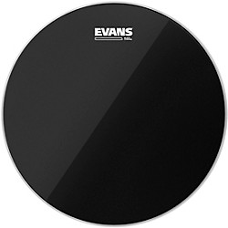 Evans Black Chrome Tom Batter Drumhead (TT20CHR)