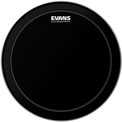 Evans EMAD Onyx Bass Batter Drumhead (BD20EMADONX)