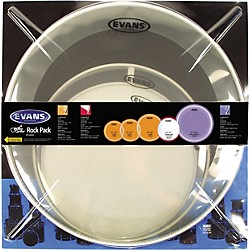 Evans G2 Drum Head Pack (EPP-G2EQ4-R)