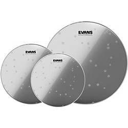 Evans Hydraulic Glass 10/12/14 Fusion Drum Head Pack (ETP-HYDGL-F)