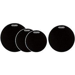 "Evans Onyx Heads, Buy 3 Get a Free 14"" SD Head, 12"", 13"", 16"" (KIT870382)"