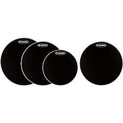 "Evans Onyx Heads, Buy 3 Get a Free 14"" SD Head, 12"", 14"", 16"" (KIT870385)"