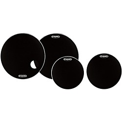 "Evans Onyx Heads, Buy 3 Get a Free 14"" SD Head, 22"", 22"", 12"" (KIT870387)"