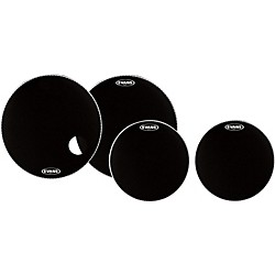 "Evans Onyx Heads, Buy 3 Get a Free 14"" SD Head, 22"", 22"", 14"" (KIT870386)"