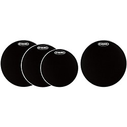 "Evans Onyx Heads, Buy 3 Get a Free 14"" SD head, 10"", 12"", 14"" (KIT870380)"