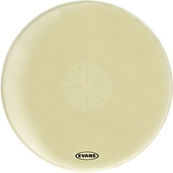 Evans Strata 1400 Orchestral-Bass Drumhead with Power Center Dot (CB3614SD)