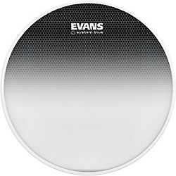 Evans System Blue Tenor SST Drum Head (TT10SB1)