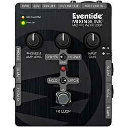 Eventide MixingLink Guitar Effects Pedals Mic Pre with FX Loop (USED004000 1183-011)