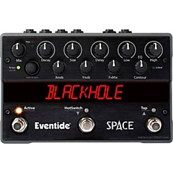 Eventide Space Reverb Guitar Effects Pedal (USED004000 1143-041)