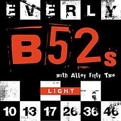 Everly 9210 B-52 Rockers Alloy Light Electric Guitar Strings (9210)