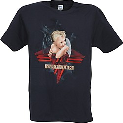 FEA Merchandising Van Halen Smoking T-Shirt (VH1106-Medium)