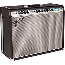 FENDER '68 Custom Twin Reverb 85W 2x12 Tube Guitar Combo Amp with Celestion G12V-70s Speaker (2273000000)