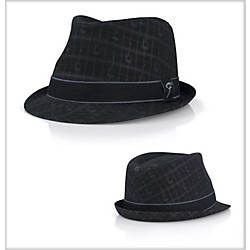 FENDER Axe Plaid Fedora (9106013506)