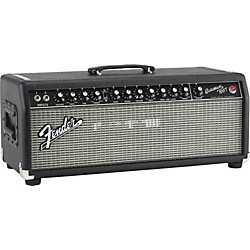 FENDER Bassman Pro 100T 100W Tube Bass Amp Head (2249100000)