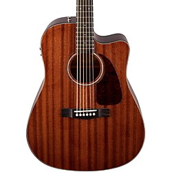 FENDER CD-140SCE All Mahogany Acoustic-Electric Guitar (0961452021)