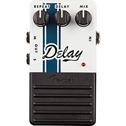 FENDER Delay Guitar Effects Pedal (023-4504-000_135210)