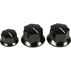 FENDER Jazz Bass Knobs Set of 3 (099-1370-000)