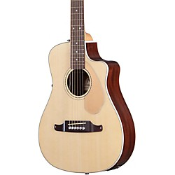 FENDER Malibu CE Acoustic-Electric Guitar (0968608021)