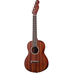 FENDER Ukulele Pa ina All-Solid Mahogany Acoustic-Electric Tenor Ukulele (0955620021)