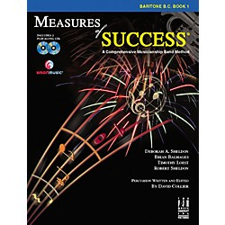 FJH Music Measures of Success Baritone B.C. Book 1 (BB208BBC)