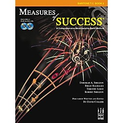 FJH Music Measures of Success Baritone T.C. Book 2 (BB210BTC)