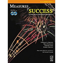 FJH Music Measures of Success Clarinet Book 2 (BB210CL)