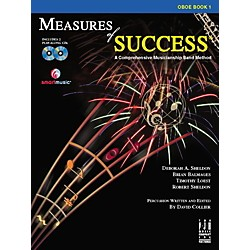 FJH Music Measures of Success Oboe Book 1 (BB208OB)