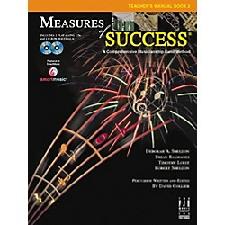 FJH Music Measures of Success Teacher's Manual Book 2 (BB210TM)