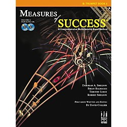 FJH Music Measures of Success Trumpet Book 2 (BB210TPT)