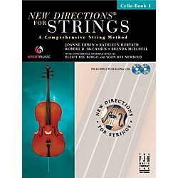 FJH Music New Directions For Strings, Cello Book 1 (SB303VC)