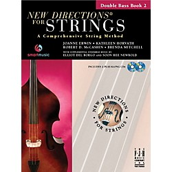 FJH Music New Directions For Strings, Double Bass Book 2 (SB304DB)